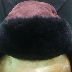 """Chocolate """"Ushanka"""" - Ear Flap Hat [1]"""